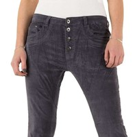 Damen Jeans - grau