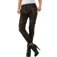 Damen Jeans - Armee