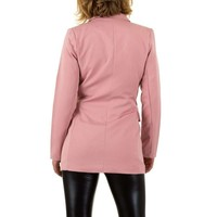 Damen Blazer Jacke - pink