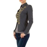 Damen Renaissance Blazer - grau