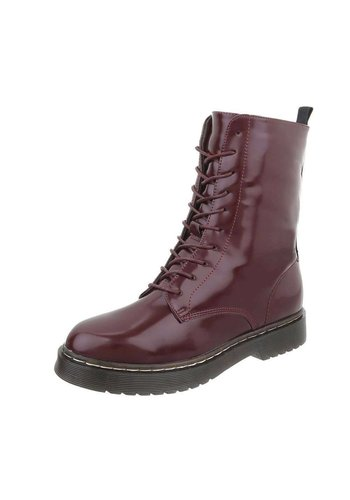 Neckermann Dames Boots - red