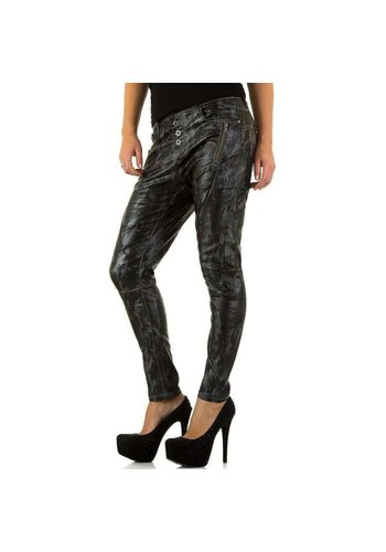 NEWPLAY Lage dames Jeans - leger