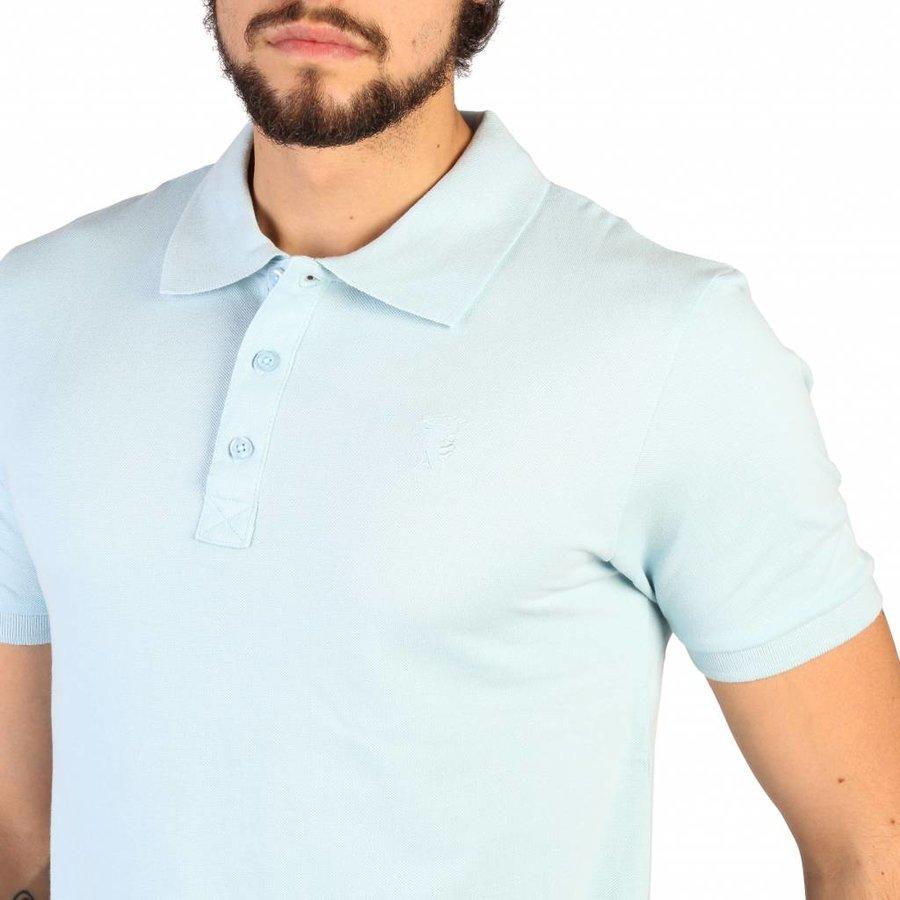 Herren Polo 2AT02P - blau