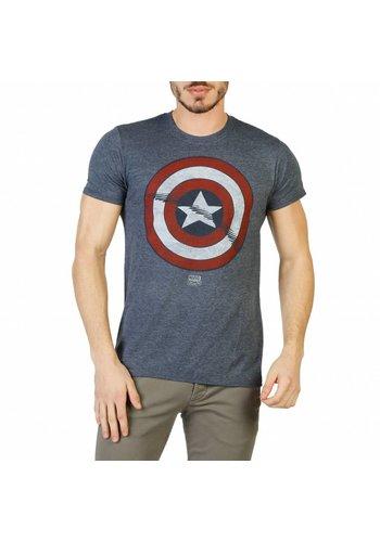 Marvel Heren T-shirt - grijs