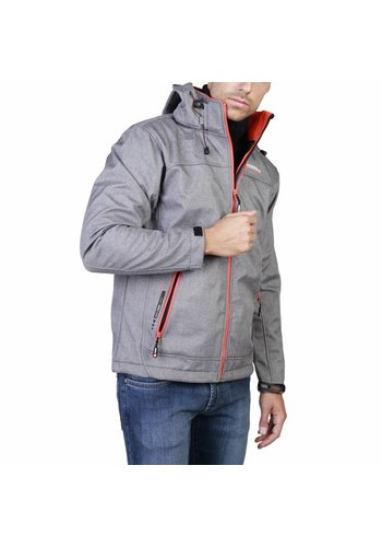 Geographical Norway Herrenjacke Twixer_man - LT.Grey
