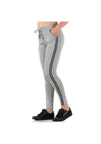 Best Fashion Sportieve dames broek van Best Fashion - grijs