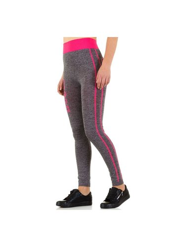 Best Fashion Dames Legging - roze