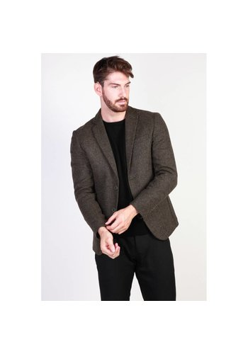 Made in Italia Herren Jacke VIRGILIO - oliv