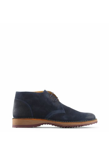 Made in Italia Bottines homme TOMMASO - bleu