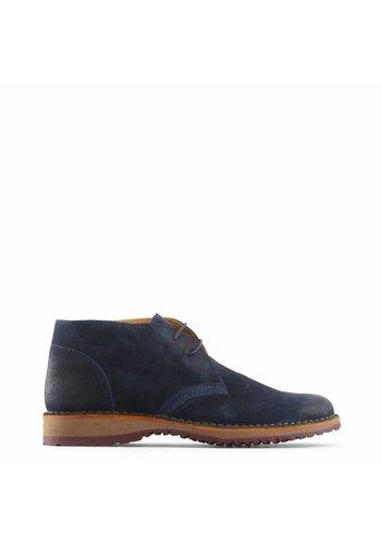 Made in Italia Herren Stiefelette TOMMASO - blau