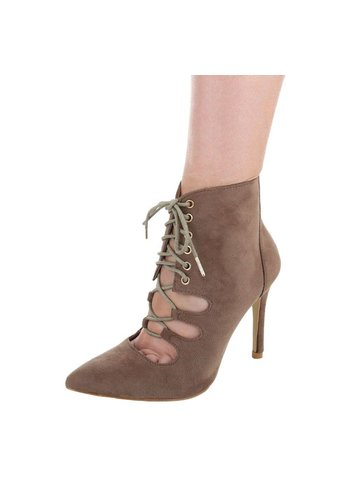 Neckermann Damen High Heels - Khaki