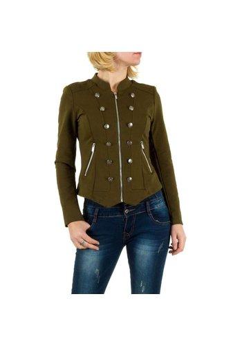 Neckermann Damen Jacke - khaki