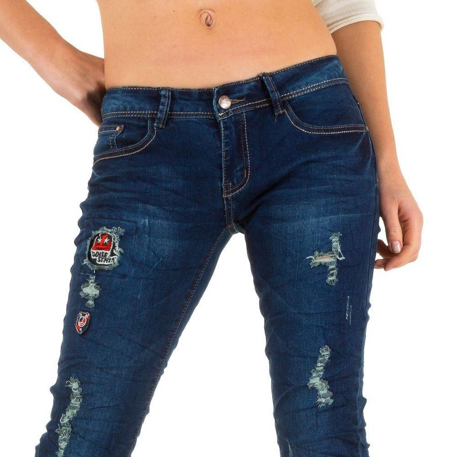 LadiesJeans von G Smack - DK.blue