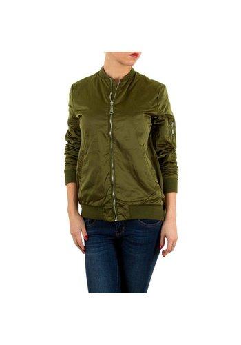 EMMA&ASHLEY DESIGN Damen Jacke von Emma&Ashley Design - armygreen