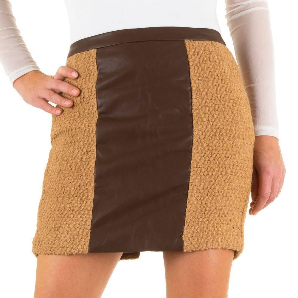a1947abd176386 SWEEWE Dames Rok - beige bruin - Neckermann.com