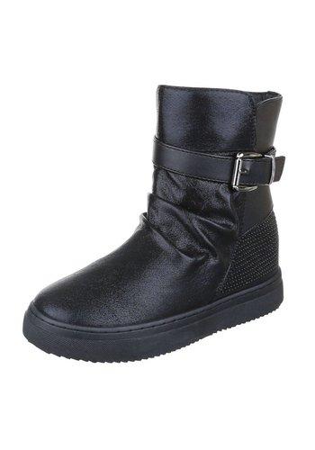 Neckermann Dames Boots - zwart