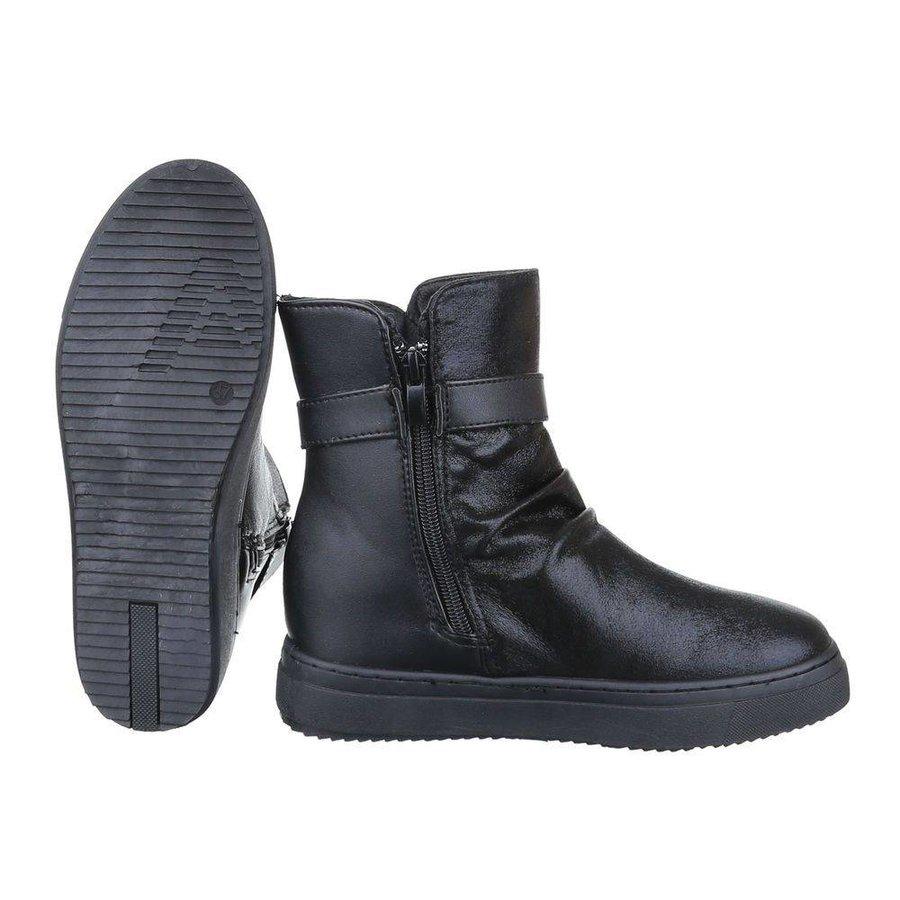 Damen Stiefel - schwarz