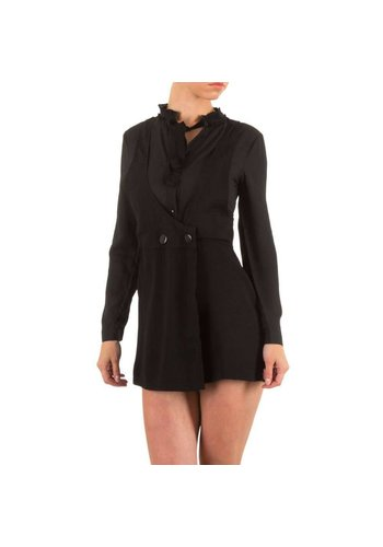 Neckermann Damen Playsuit - schwarz
