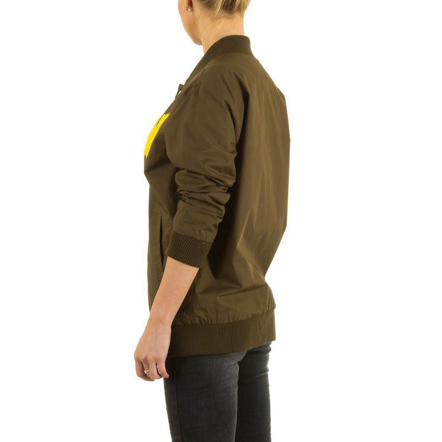 Damenjacke - Khaki