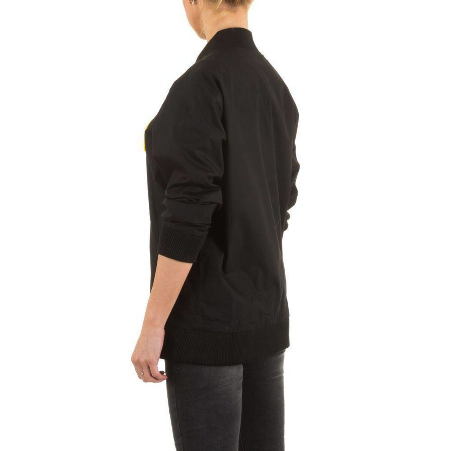 Damenjacke von Jcl - schwarz