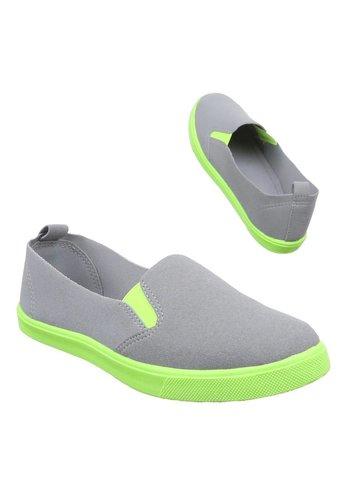 Neckermann Dames casual schoenen - grijs