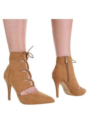 Neckermann Ladies High Schuhe - Kamel