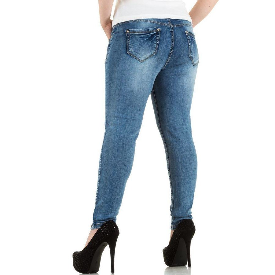 Damen Jeans von Miss Sister - blue