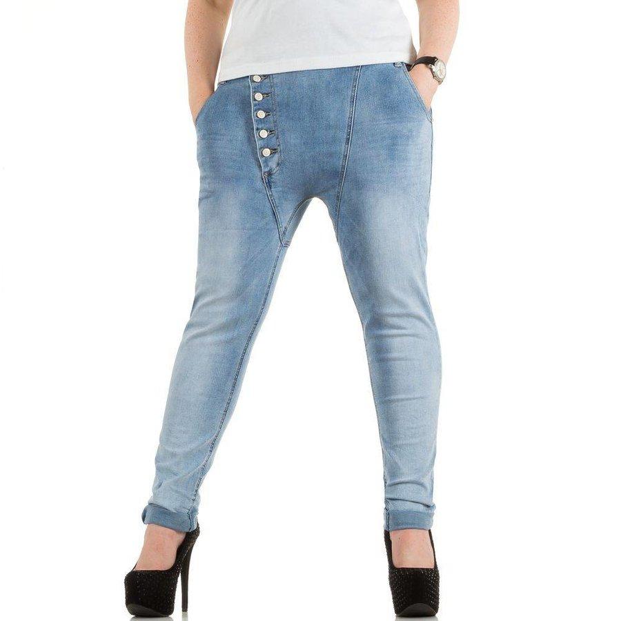 Damen Jeans - L.blau
