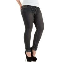Damen Jeans von Mozzaar - DK.grey