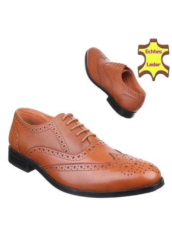 Neckermann Leder Männer Schuhe - braun