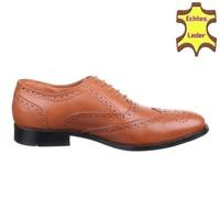 Leder Männer Schuhe - braun