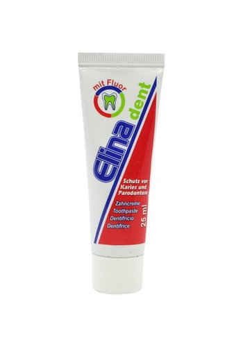 Elina Dentifrice Elina Dent 25ml Protection des caries