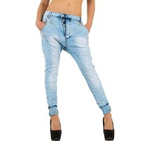 Low Damen Jeans - L.blue