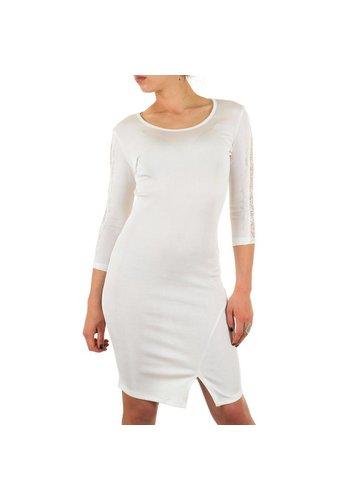 Neckermann Damen Kleid - weiß