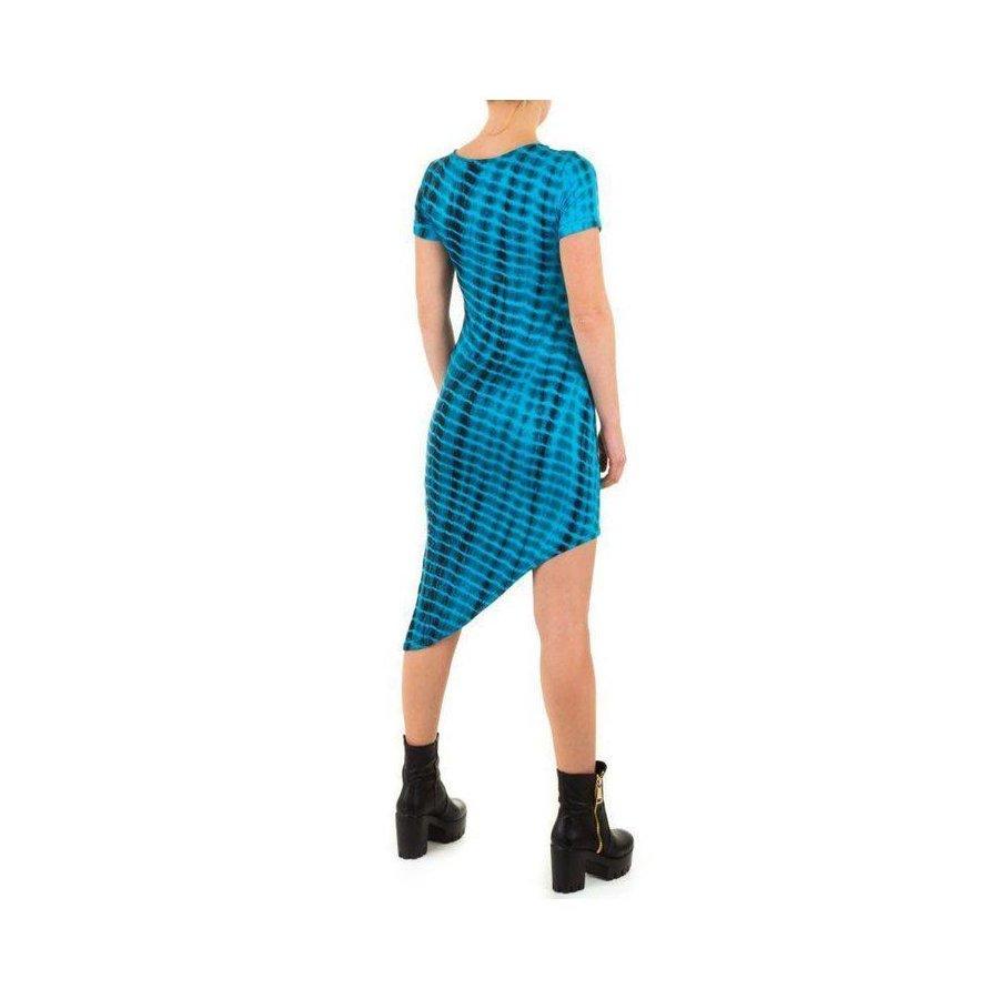 Damen Kleid - blau