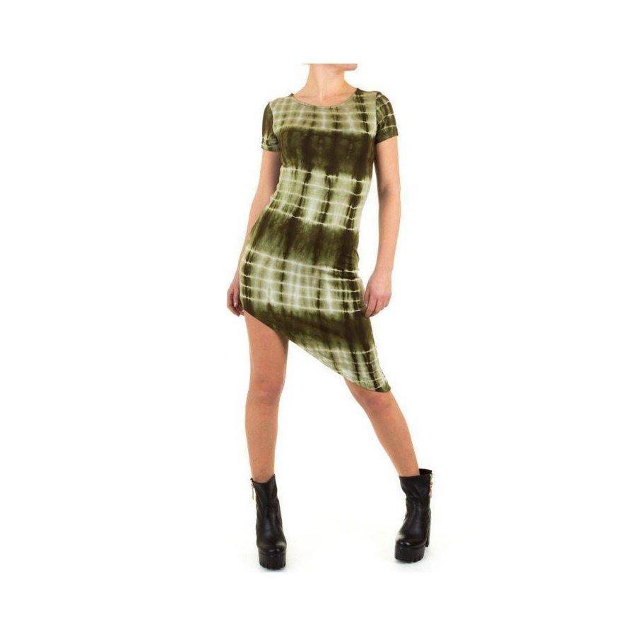 Damen Kleid - grün