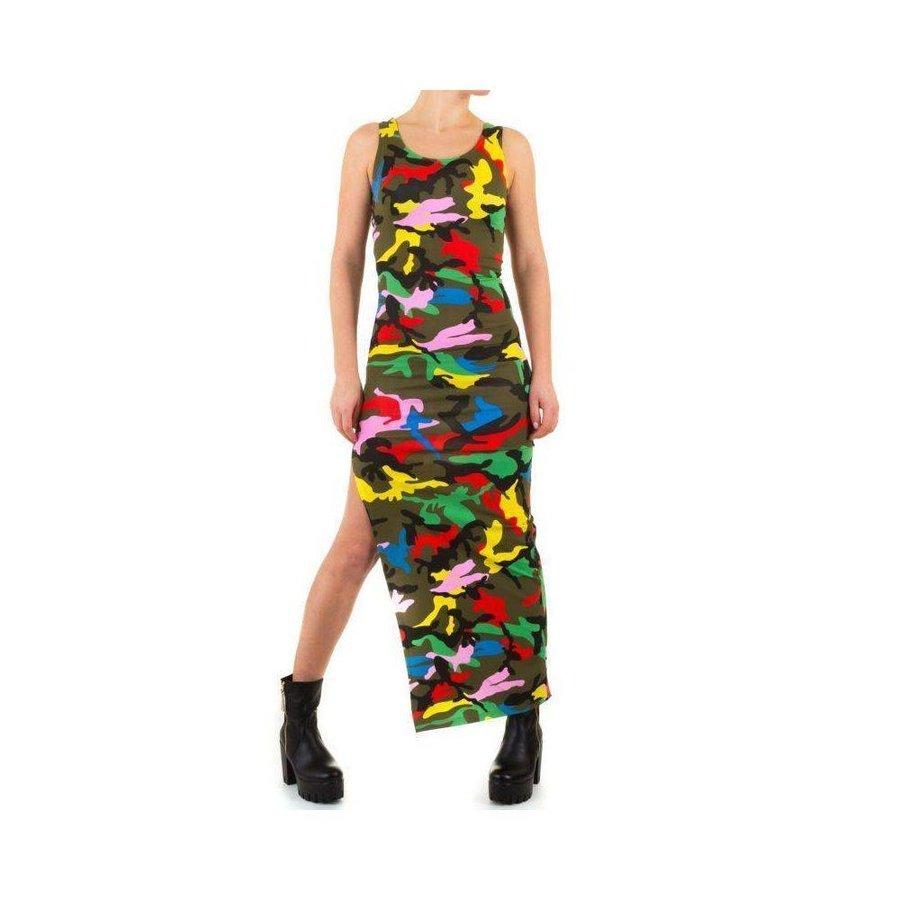 Damen Kleid - multi