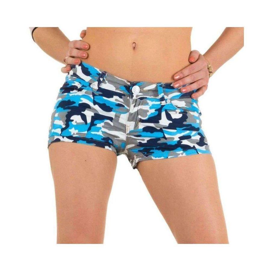 Damen Shorts von Simply Chic - blue
