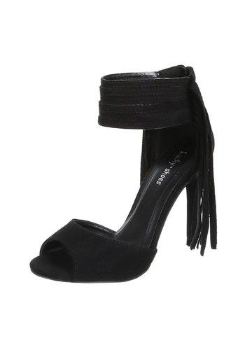 Neckermann Dames open schoenen - zwart