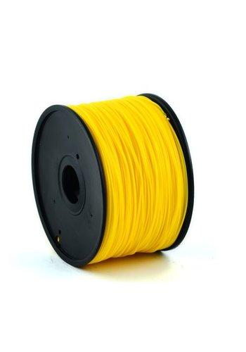 Gembird3 PLA plastic filament voor 3D printers, 3 mm diameter, goudgeel