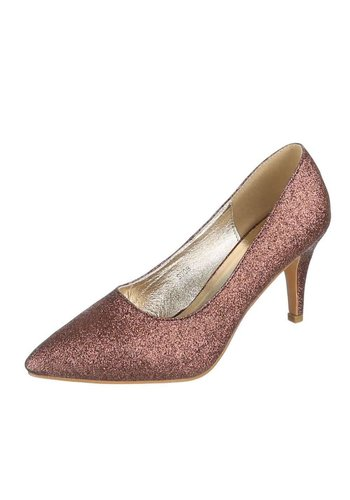 Neckermann Dames Pumps - bruin