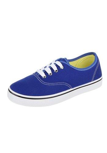 TONYPIE Chaussures de sport pour femmes - bleu