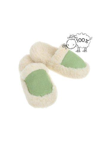 Neckermann Dames Slippers - groen
