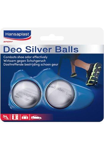 Hansaplast Hansaplast Silver Active Sneaker Bälle 2 Stück