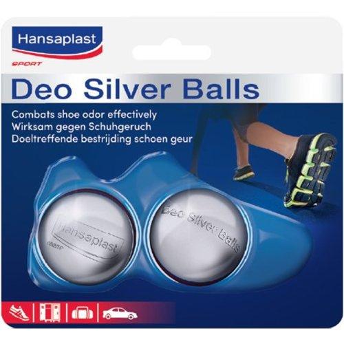 Hansaplast Hansaplast Silver Active Sneaker Balls 2 stuks