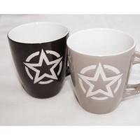 Kaffeetasse Star-Design 210ml