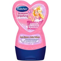 Bübchen Shampoo & spülen 230ml Prinzessin Rosalea