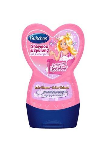 Bubchen Bübchen Shampooing & Rincer 230ml Prinzessin Rosalea