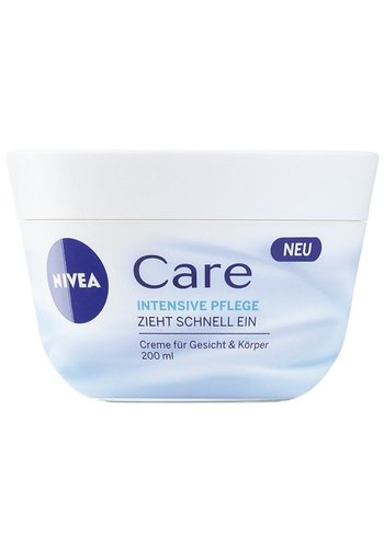 Nivea Care Cream Moisturizer 200ml