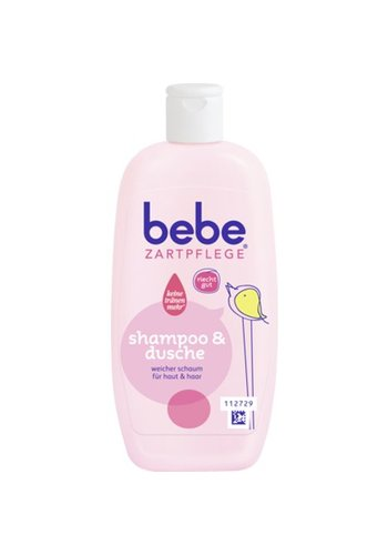 Bebe Bebe Baby Shampoo & Dusche 200ml